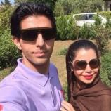 گفتگوی صمیمانه با وحید طالب لو و همسرش سوگل – بخش دوم